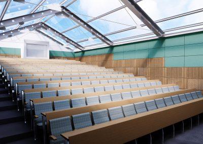 Kadir Has Üniversitesi Konferans Salonu