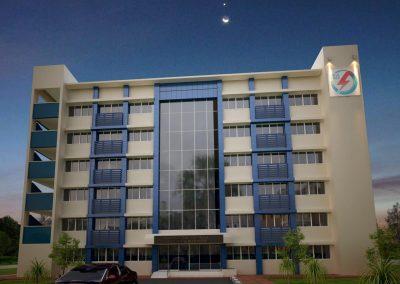 Dicle Elektrik Dağıtım A.Ş. ŞanlıUrfa İli Hizmet Binası Bakım ve Onarım Projesi
