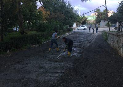 Medeniyet Üniversitesi Göztepe Kampüsü Alt Yapı Çalışması