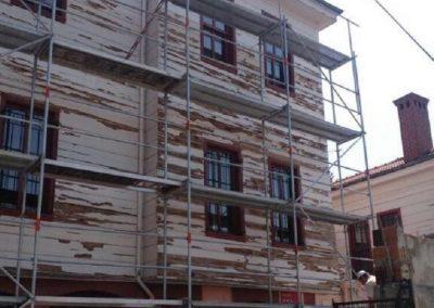 Manizadeler Konağı Restorasyon Çalışması