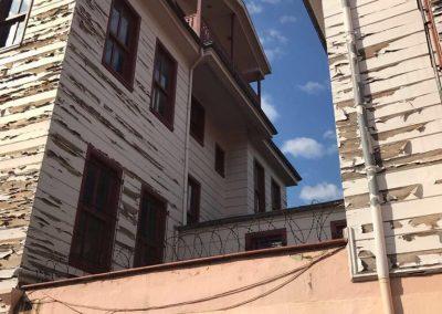Manizadeler Konağı Restorasyon Öncesi