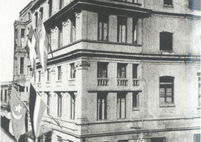 Teutonia Alman Kültür Merkezi Restorasyonu
